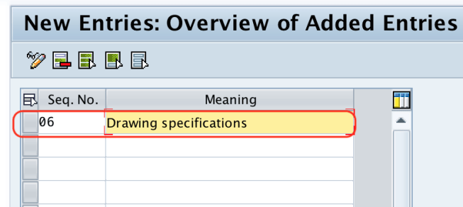 Define Text Fields for Purchase Requisition