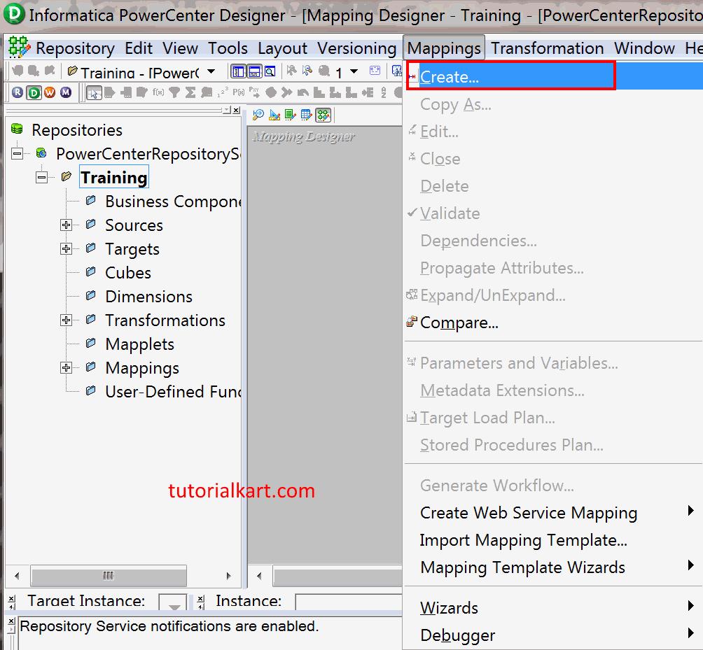 Informatica Tutorial – Learn Informatica PowerCenter