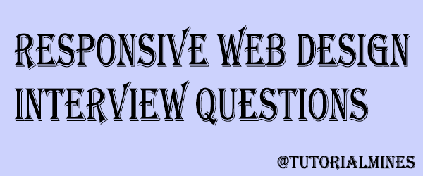 Html5 And Css3 Interview Questions And Answers Pdf