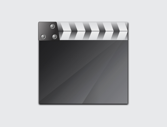 Film Can, Reel and Clapper Board Vector Tutorial in Illustrator CS5 – Part II 1