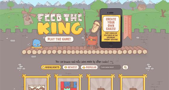 feedtheking.com