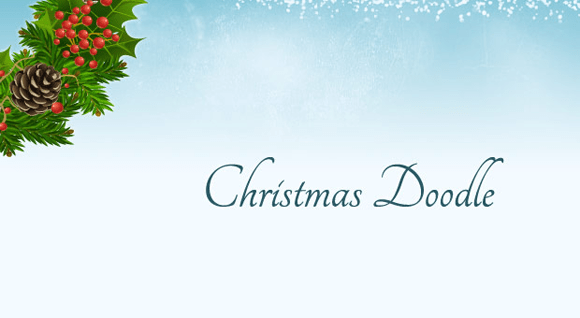 Google's Christmas Doodle with jQuery