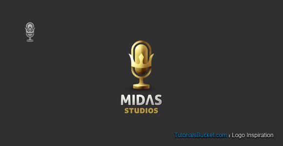 Midas Studios - Logo
