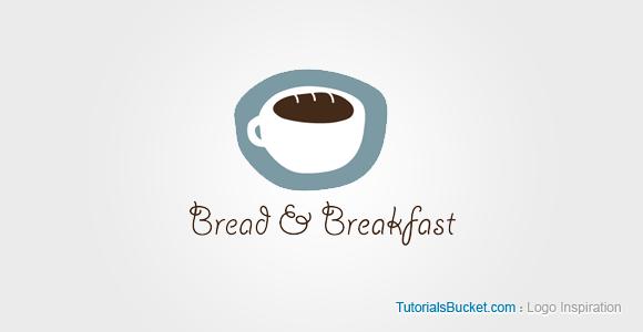 Bread & Breakfast - Logo