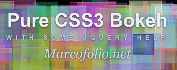 Draw basic shapes - CSS3 tips and tricks 8
