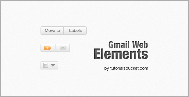Gmail Web Elements 1