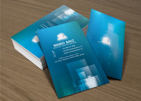 Inspirational Business Cards 22