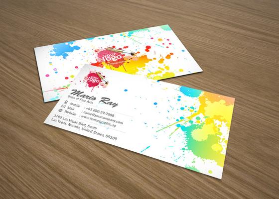 Inspirational Business Cards 32