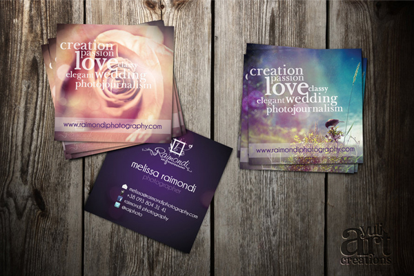 Inspirational Business Cards 14