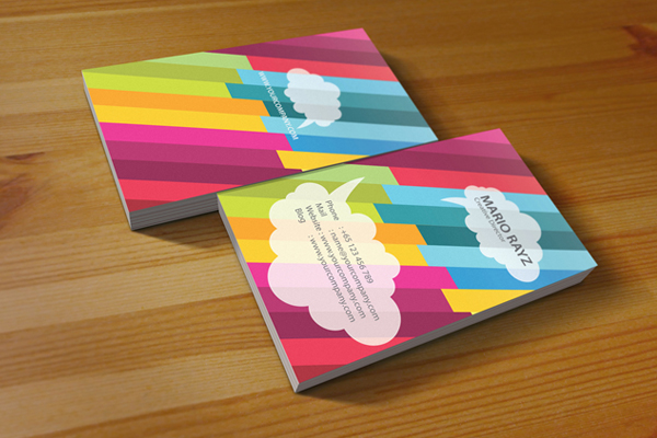 Inspirational Business Cards 11