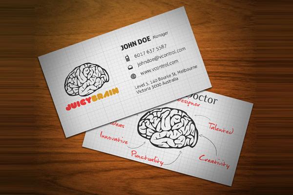 Inspirational Business Cards 5