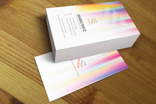 Inspirational Business Cards 6