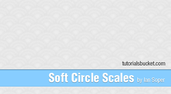 Soft Circle Scales Pattern
