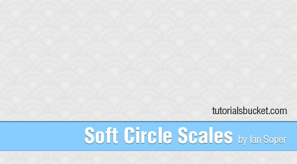 Soft Circle Scales Pattern