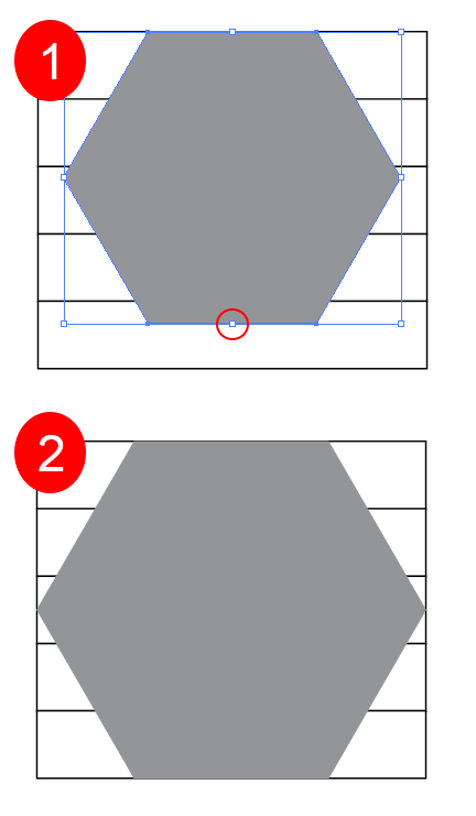size adjustment and align center