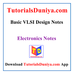 Basic VLSI Design Handwritten Notes PDF