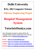 Hospital Management System Software Engineering Project PDF
