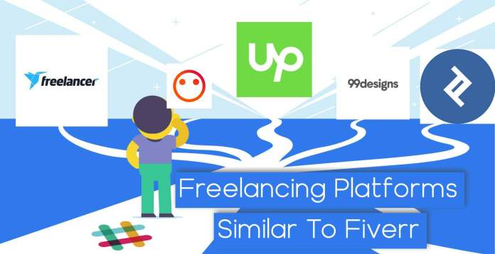 fiverr alternative sites, similar to fiverr, earning upwork, fiverr like sites