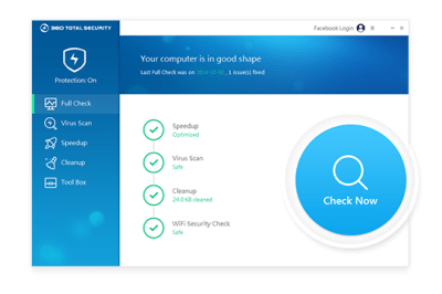 Antivirus Gratis Terbaik 360 Total Security