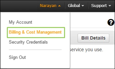Billing and Cost Management