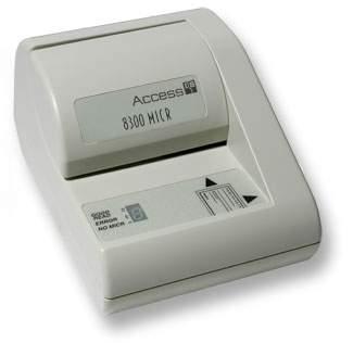 Magnetic Ink Card Reader(MICR)