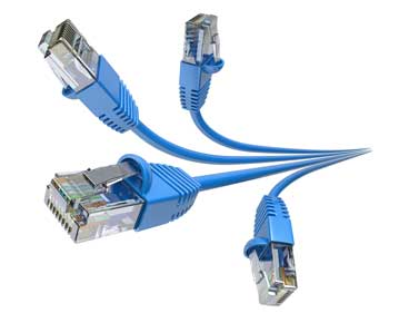 Kabel jaringan