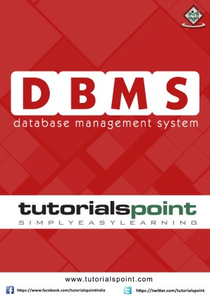 DBMS Tutorial in PDF