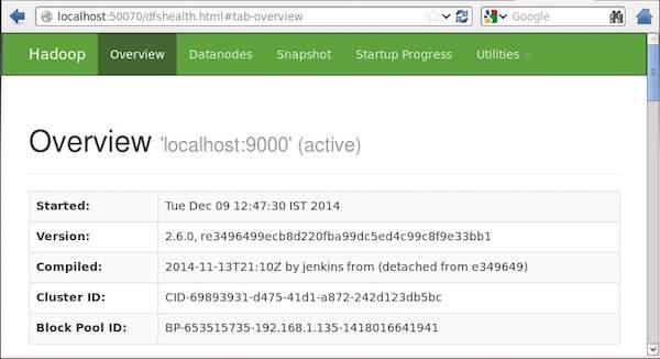 Hadoop Browser