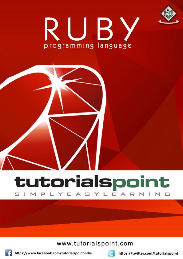ruby programming language pdf