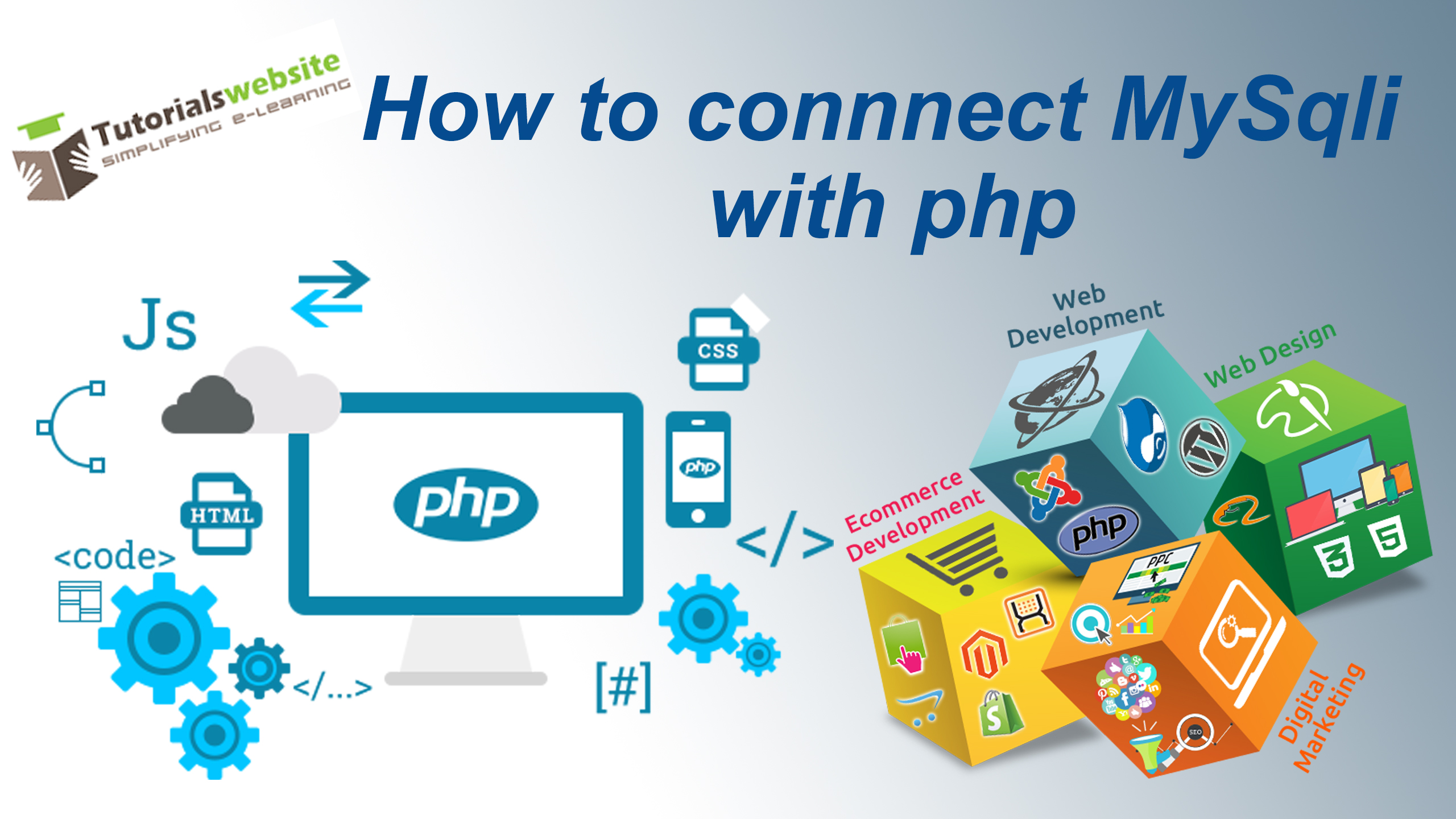 how to connect mysqli with php