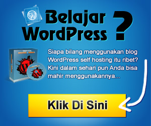 Tutorial WordPress Pemula