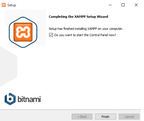 Instal XAMPP 5