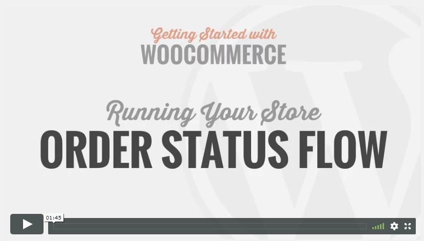 Order Status Flow