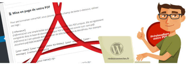 Plugin Send PDF For Contact Form 7