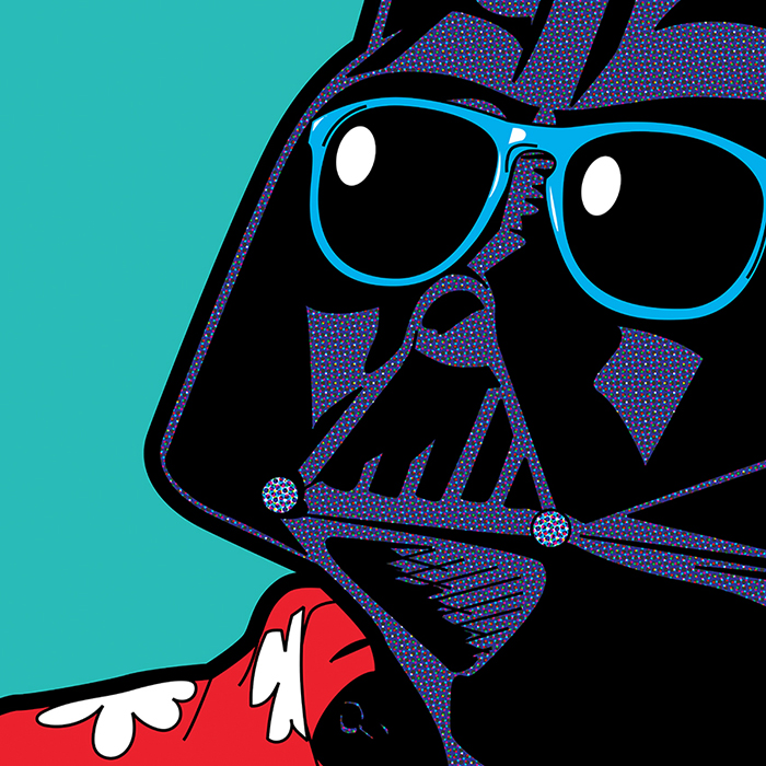 The Secret Life of Heroes - Darth Vader