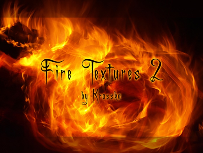 fire textures pack 2