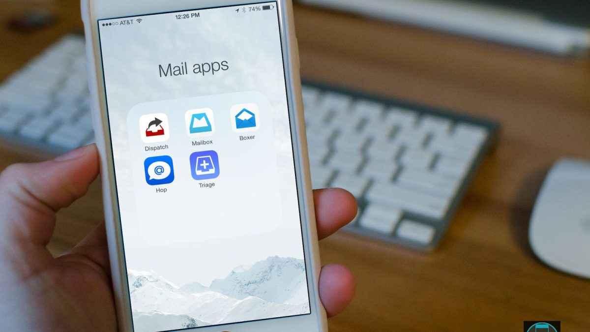 Les meilleures alternatives à l'application mail pour iPhone