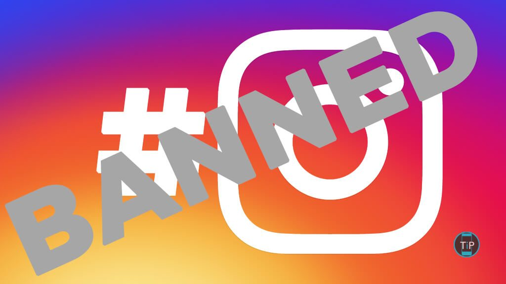 Instagram: Liste des Hastags bannis (Shadowban) en 2018