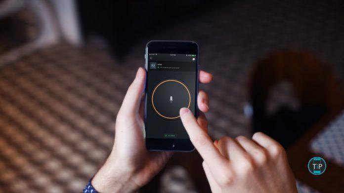 Comment transformer son iPhone en Talkie-Walkie