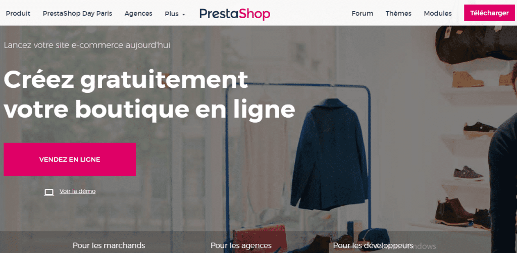 site e-commerce en rdc