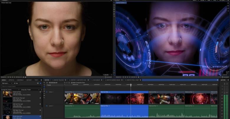 applications montage vidéo Android gratuit 2021