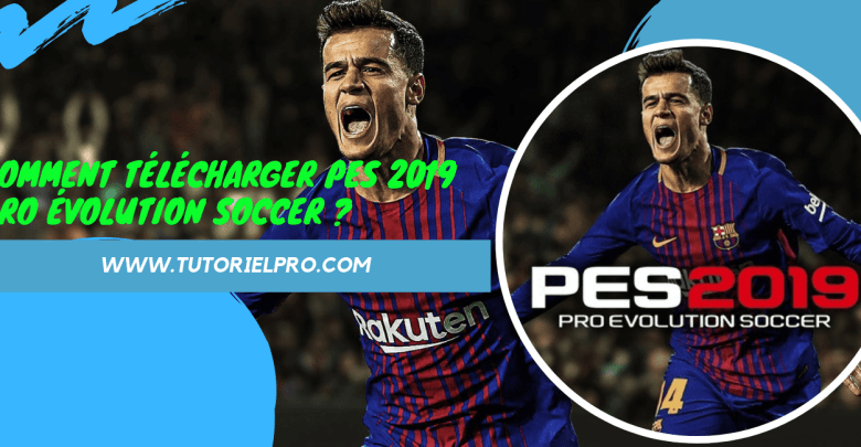 Télécharger pro evolution soccer 2019 apk + data