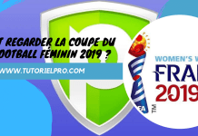 regarder la coupe du monde football féminin 2019