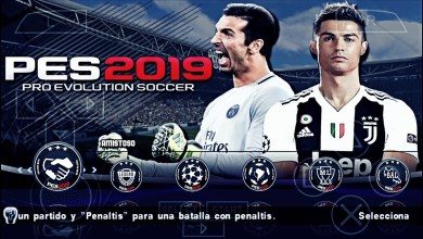 Télécharger Pes 2019 ISO PSP