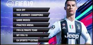 télécharger FIFA 19 PSP ISO gratuit