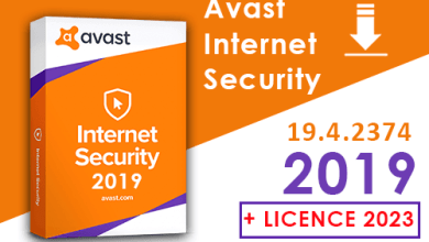 Avast internet Security 2019 gratuit avec crack