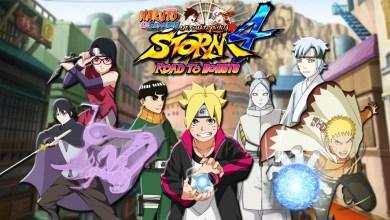 Naruto Ultimate Ninja Storm 4 PPSSPP Iso