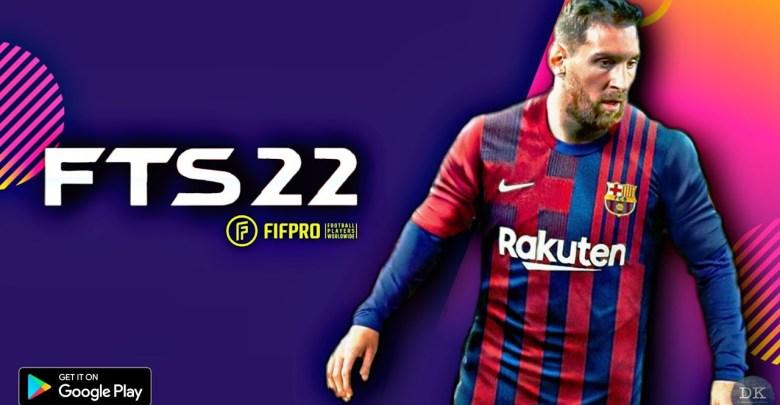 FTS 2022 APK OBB