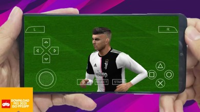 PES 2021 ISO PPSSPP Camera PS5
