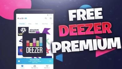 Deezer premium APK 2020